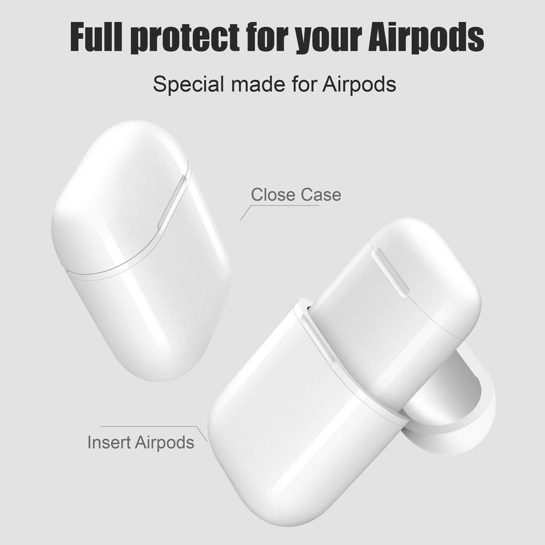 NeotrixQI Wireless Charging Case For Apple AirPods QI Charge