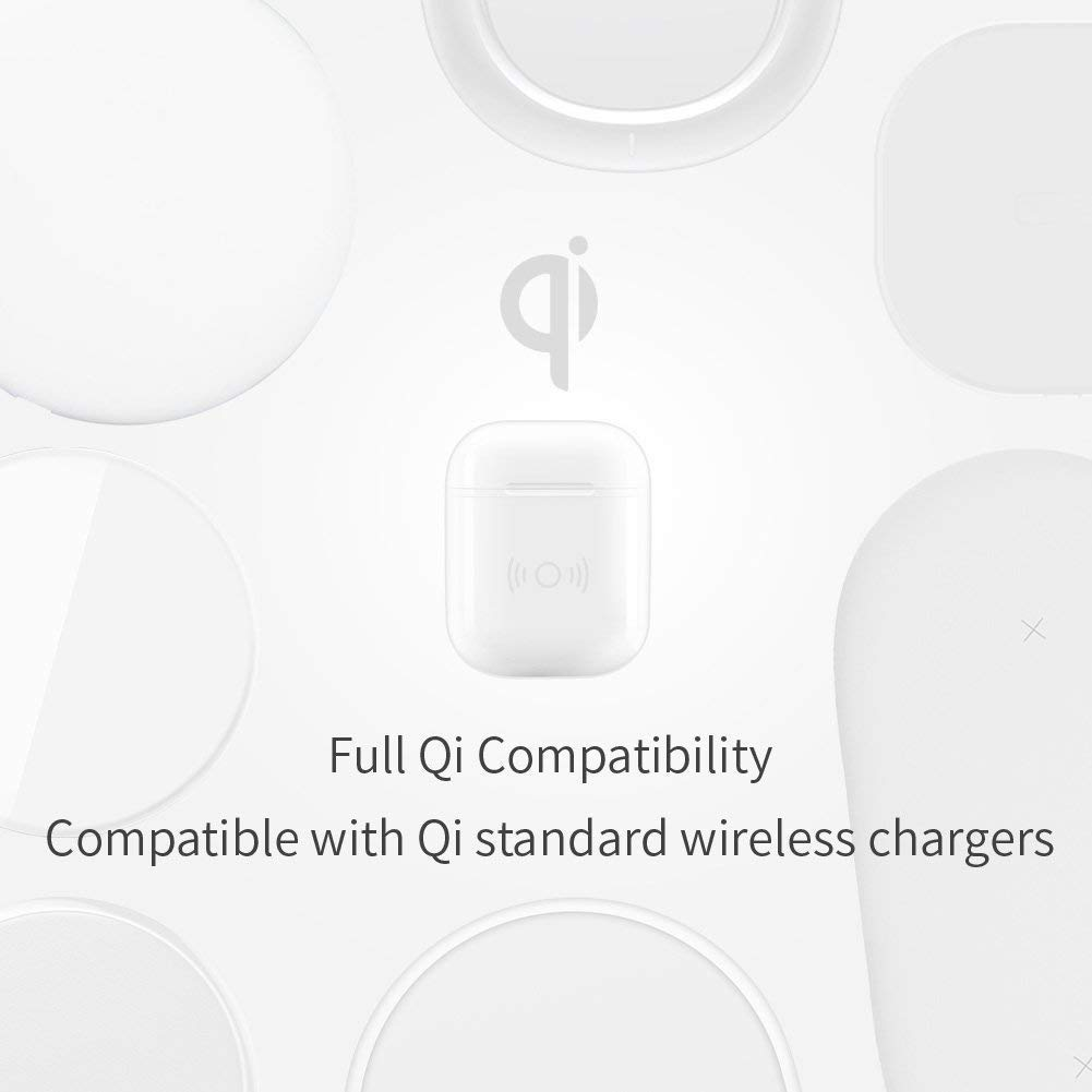 NeotrixQI Wireless Charging Case For Apple AirPods QI