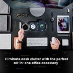 Nomodo Wireless Qi Charger with Drink warmer cooler 3