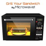 Maconee Microwave Sandwich Grill Maker 2