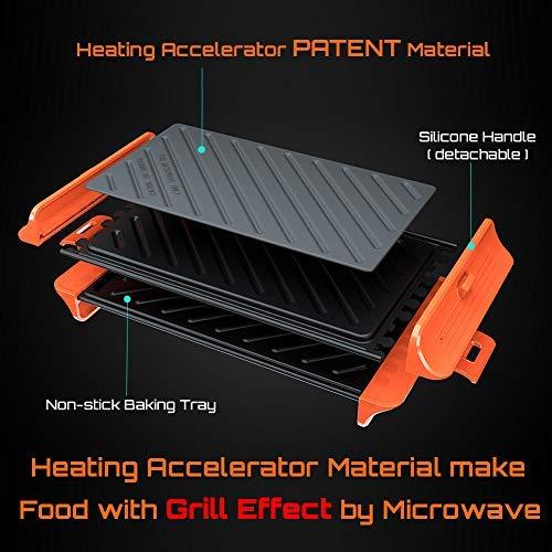 Maconee Microwave Sandwich Grill Maker 3