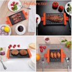 Maconee Microwave Sandwich Grill Maker 5