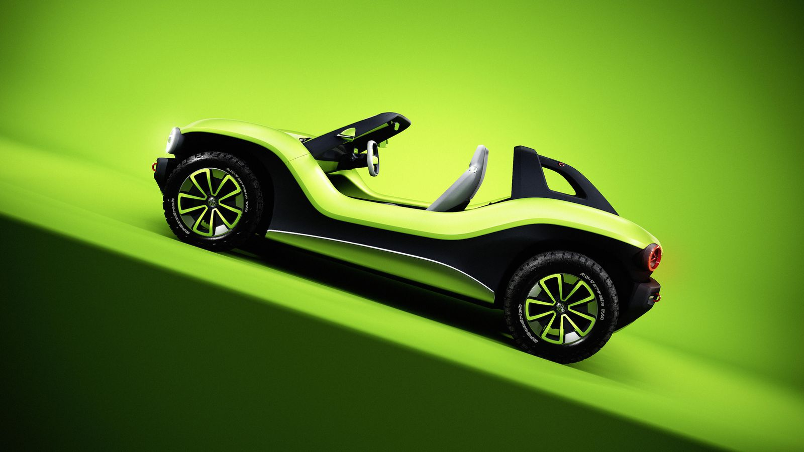 VW ID Electric Buggy 1