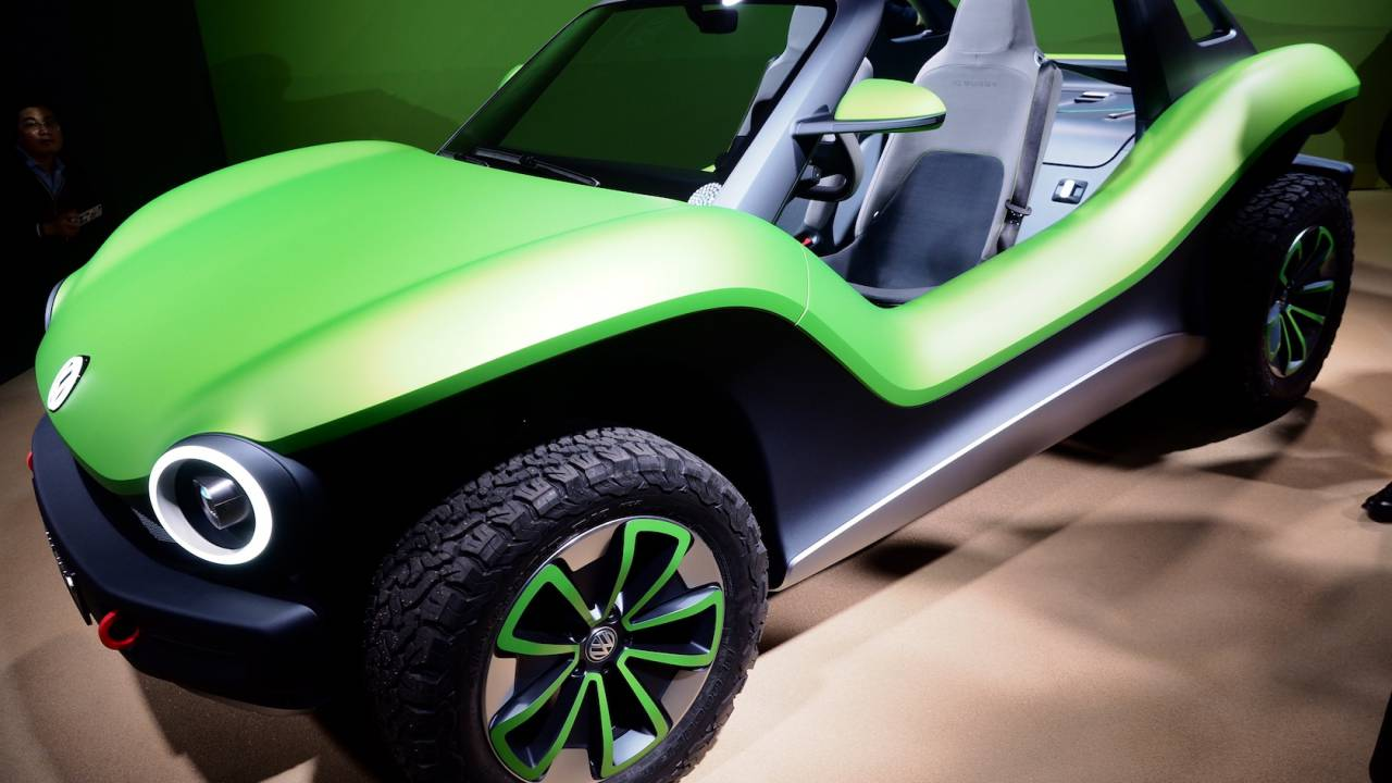 VW ID Electric Buggy 2