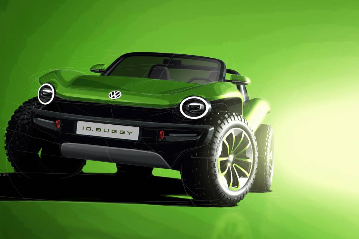 VW ID Electric Buggy 4