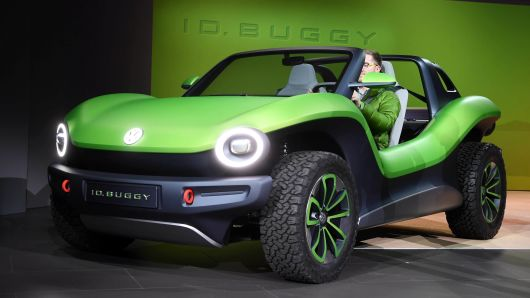VW ID Electric Buggy 5