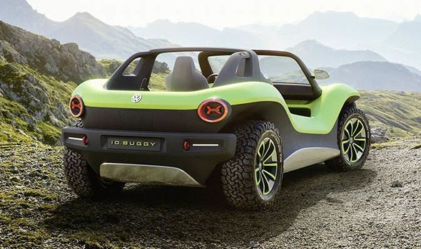 VW ID Electric Buggy 6