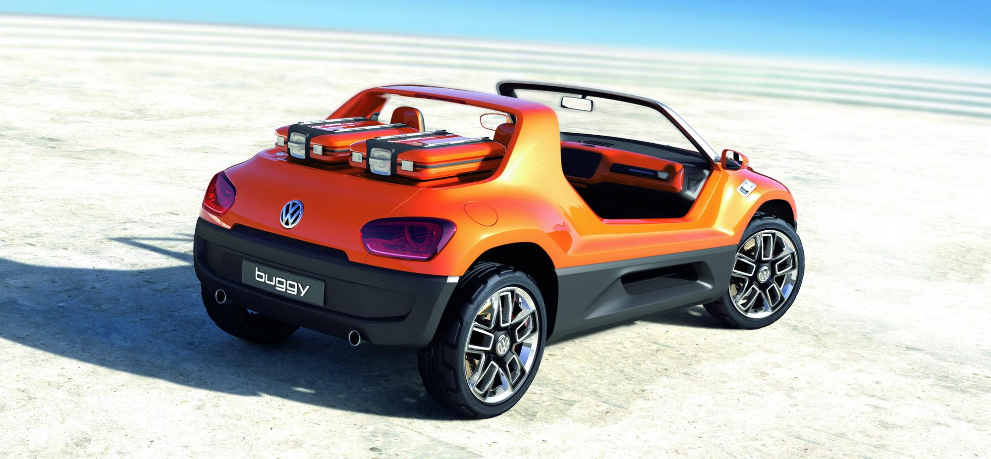 VW ID Electric Buggy 7