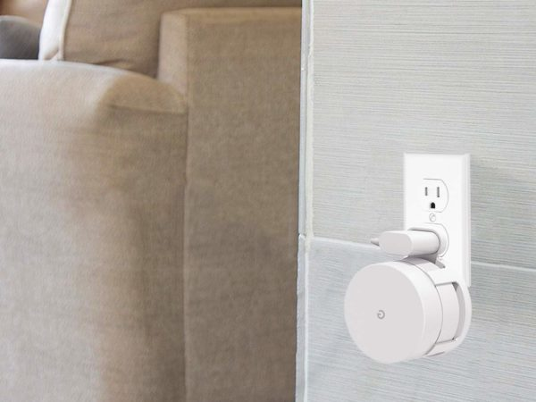 Google Wifi Wall Outlet Mount 3