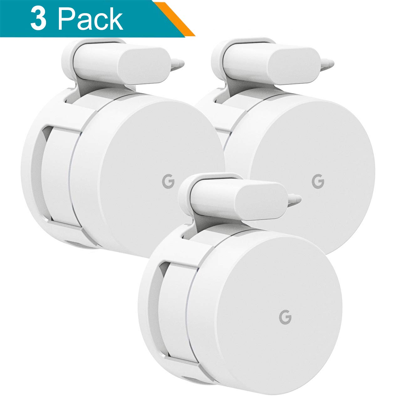 Google Wifi Wall Outlet Mount 6