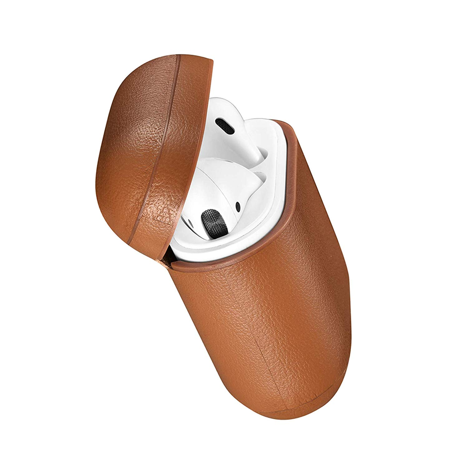 Leather Apple AirPods Case 1