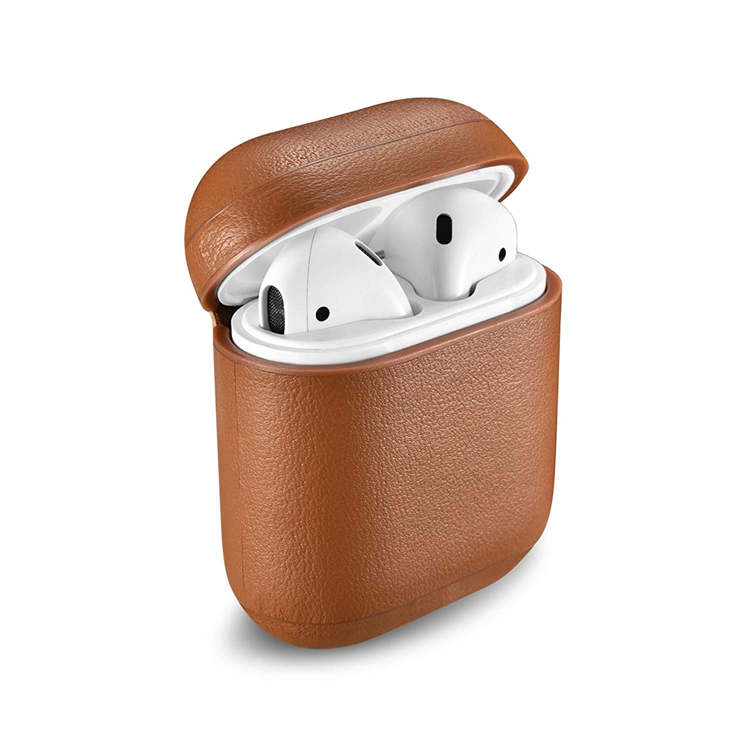 Leather Apple AirPods Case 5