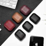 Leather Apple AirPods Case 7