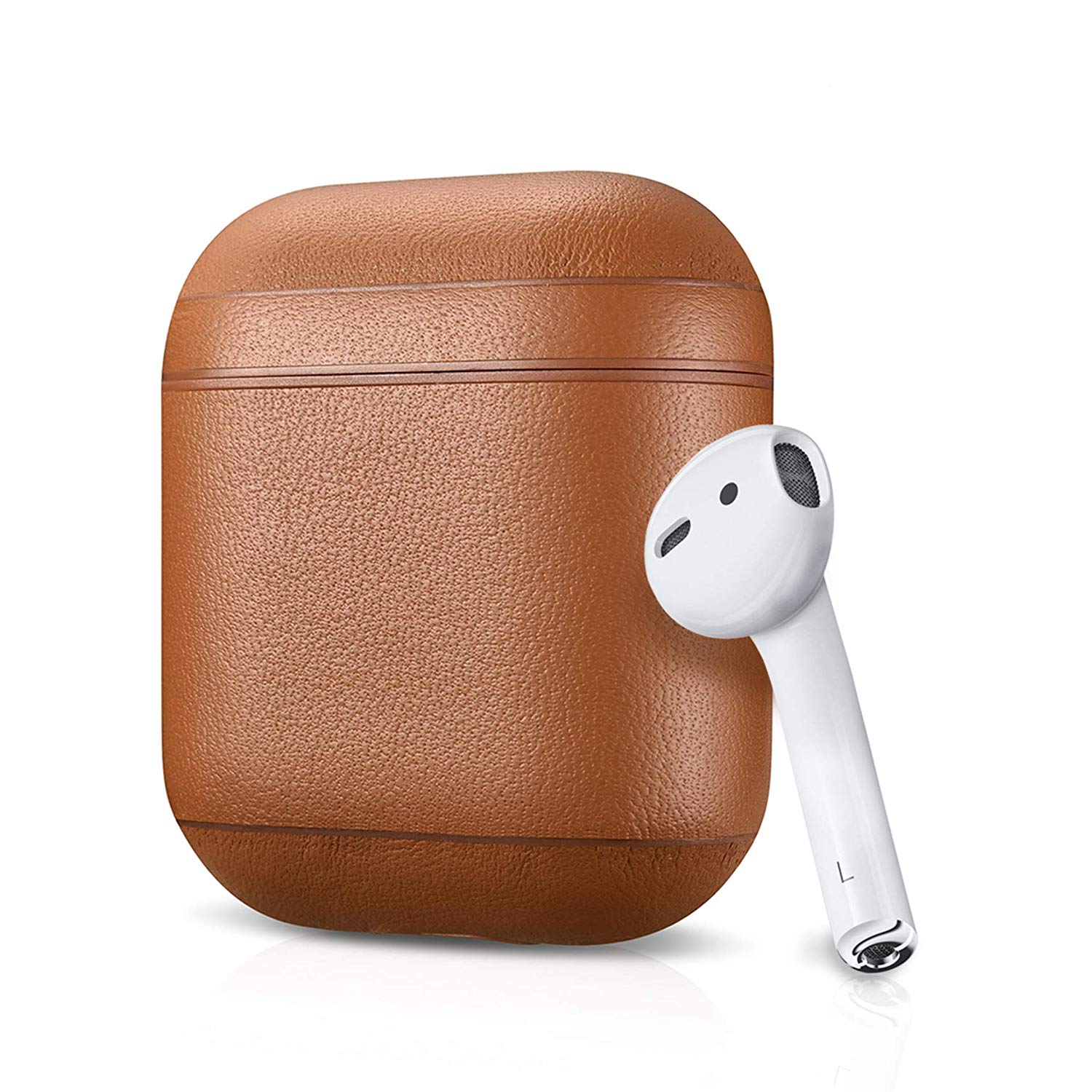 Leather Apple AirPods Case 8