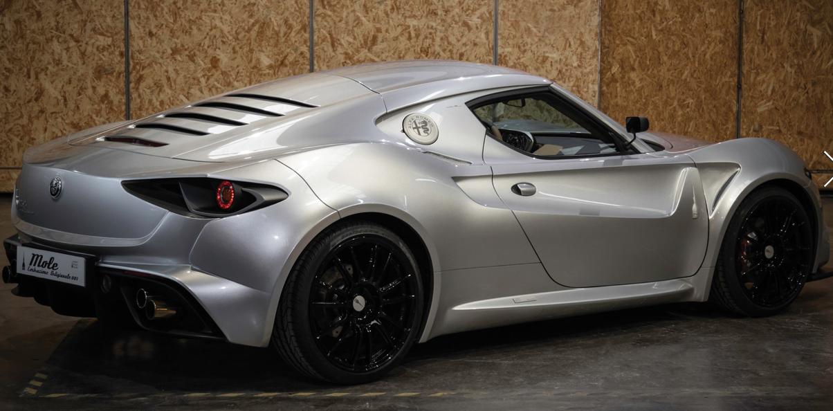Alfa Romeo Mole Costruzione Artigianale 001 - 2
