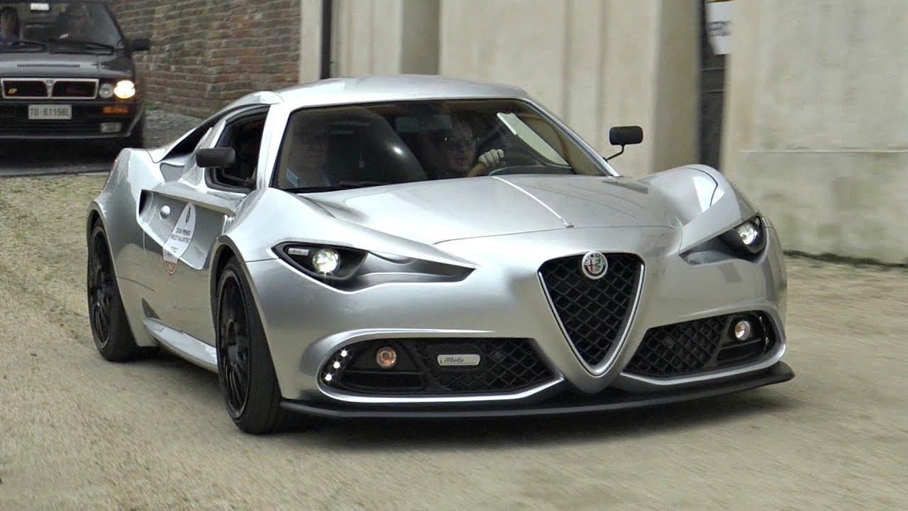 Alfa Romeo Mole Costruzione Artigianale 001 -5