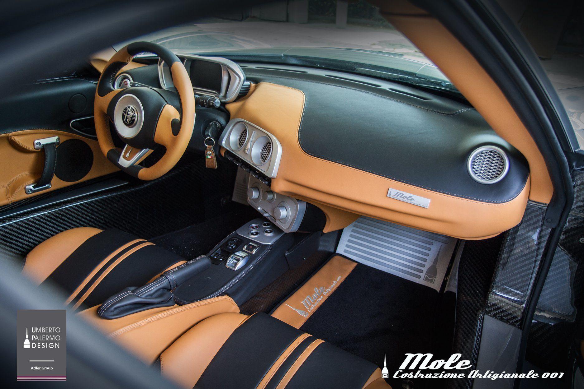 Alfa Romeo Mole Costruzione Artigianale 001 -6