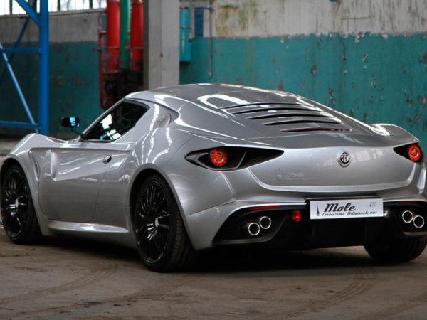 Alfa Romeo Mole Costruzione Artigianale 001 -7