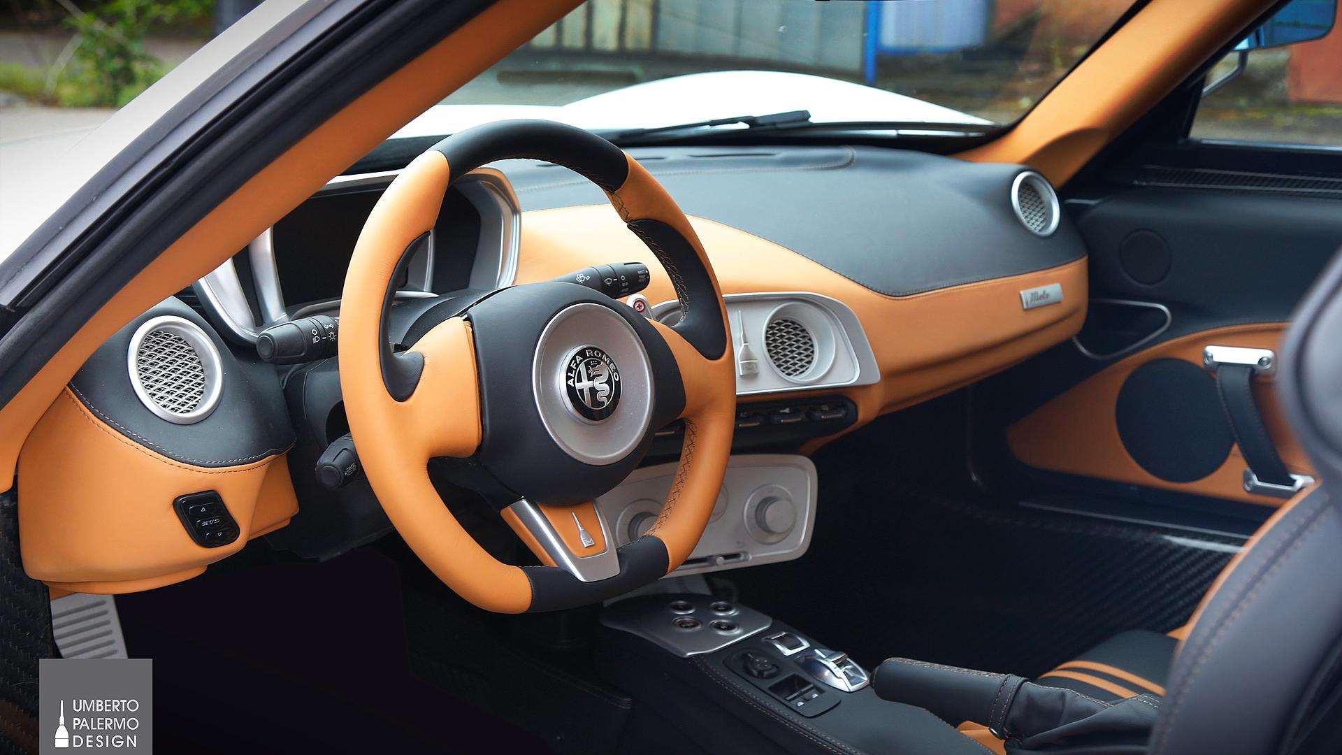 Alfa Romeo Mole Costruzione Artigianale 001 - 8