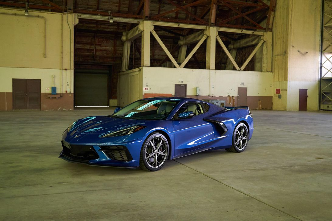 2020 Chevrolet Corvette C8 Stingray | GadgetKing.com