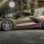 2020 Chevrolet Corvette C8 Stingray Gold