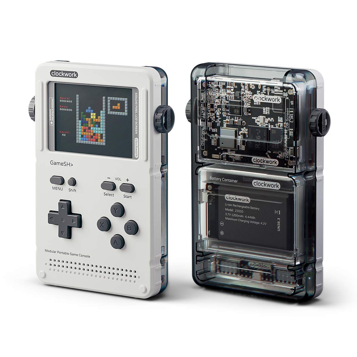 Clockwork GameShell Portable Game Console