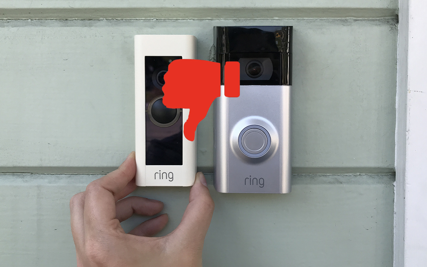Ring Doorbell Sucks