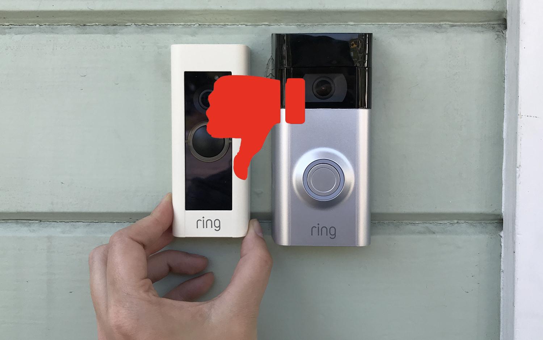 Ring Doorbell Sucks
