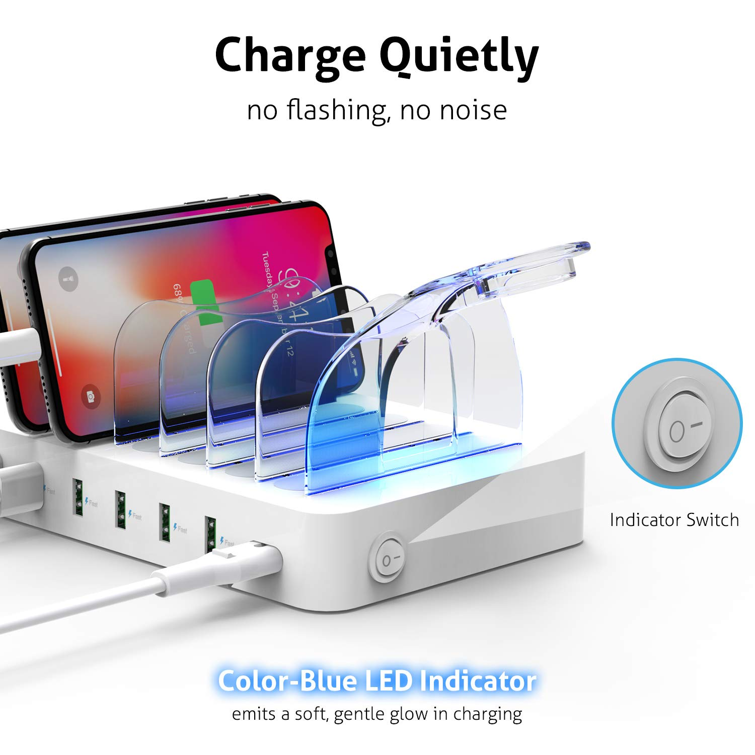 Quick Charge Charging Station 5