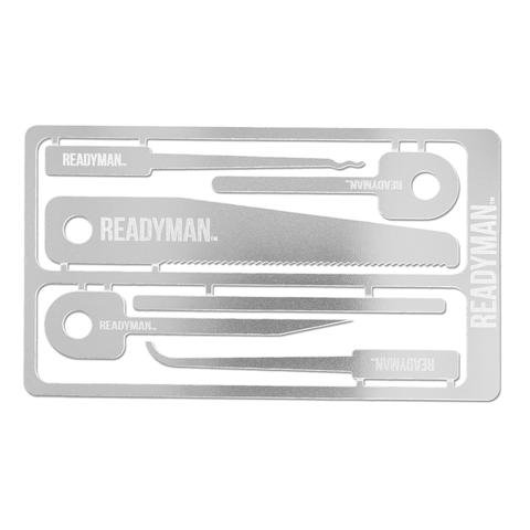 ReadyMan Survival Hostage Escape Card
