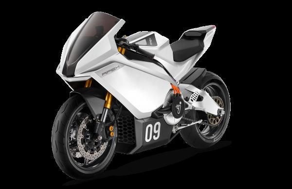 Segway Ninebot Apex Electric Motorcycle