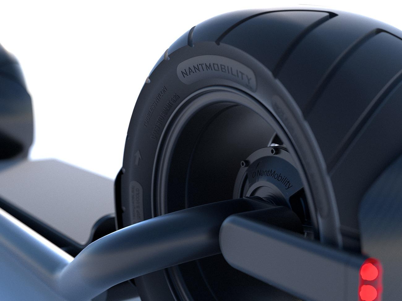 Stator nantmobility-motor