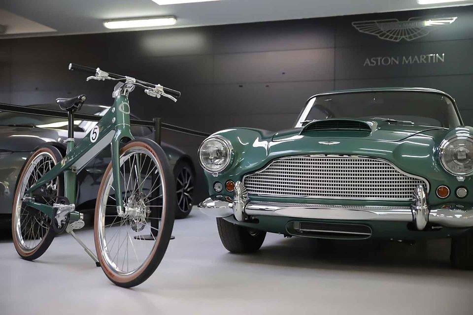 Coleen X Aston Martin E-Bike 3