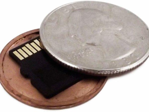 Covert Coin Quarter