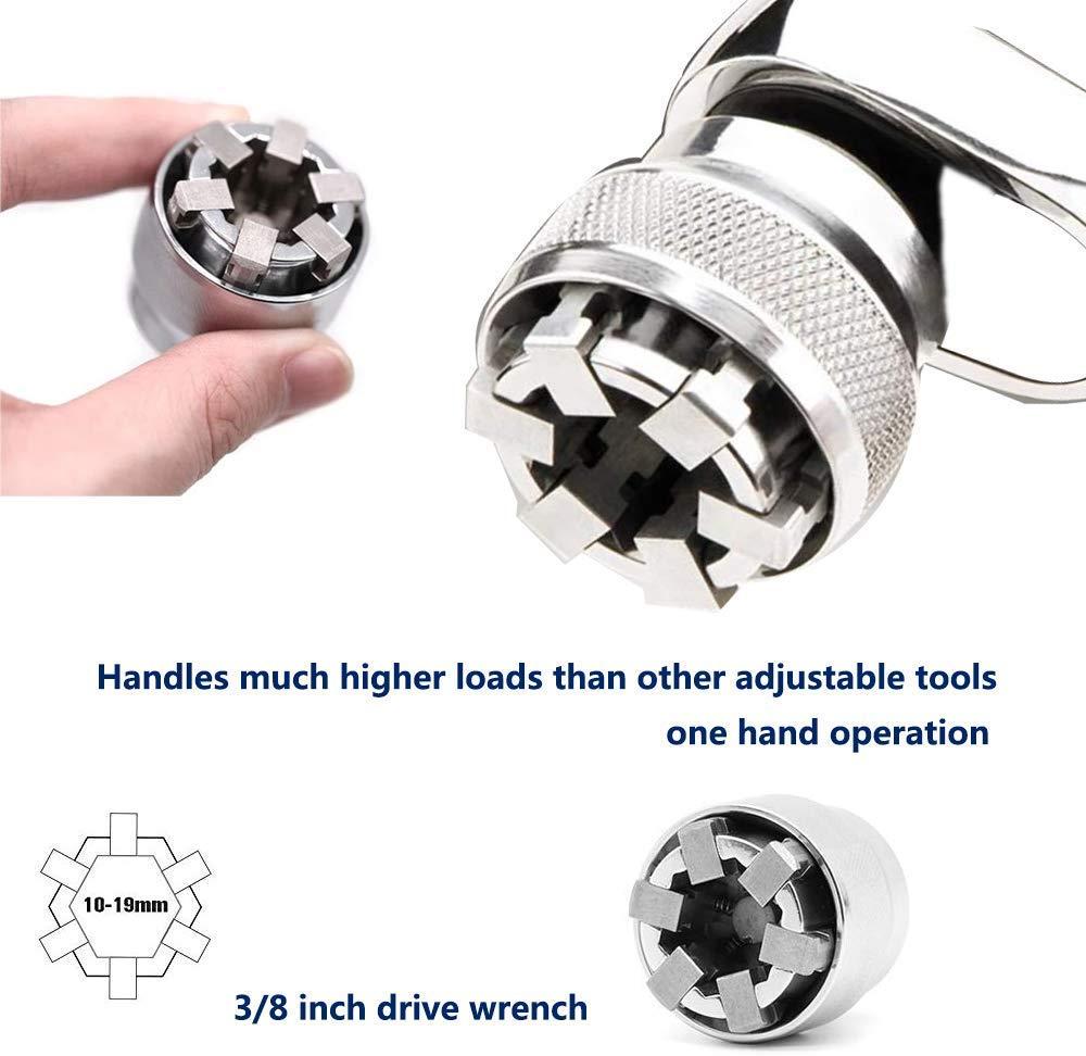 Universal Wrench Socket 2