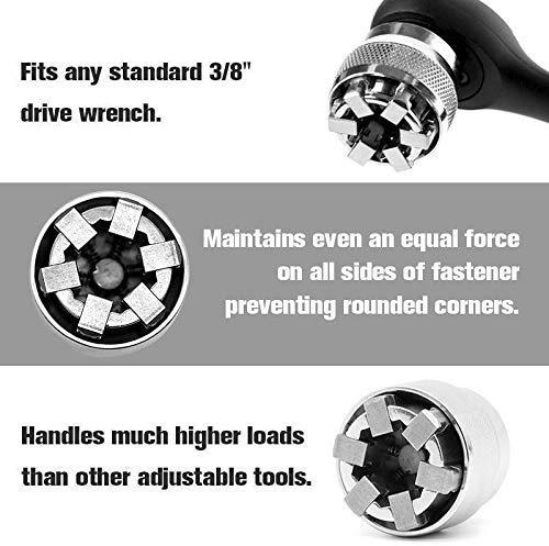 Universal Wrench Socket 4