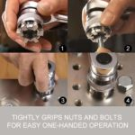 Universal Wrench Socket 5
