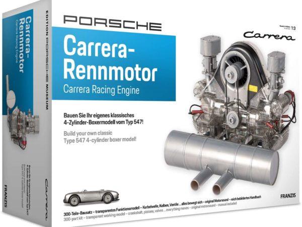Porsche Carrera 547 1:3 Scale Engine Kit Box