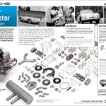 Porsche Carrera 547 1:3 Scale Engine Kit Instructions