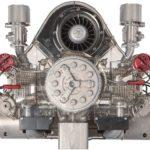 Porsche Carrera 547 1:3 Scale Engine Kit Rear