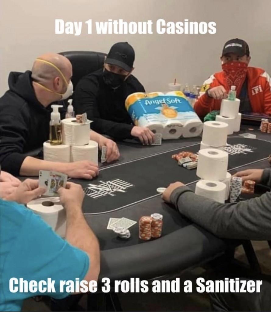 Toilet Paper Casino