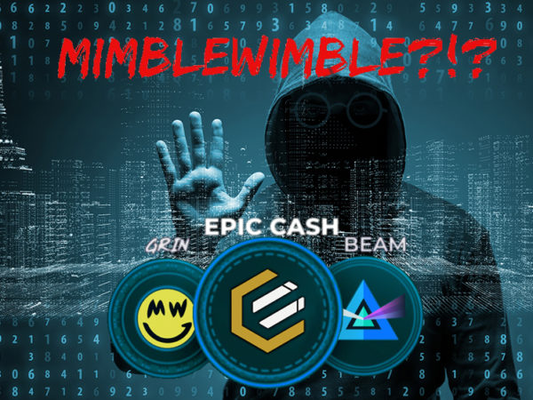 Mimblewimble Compare