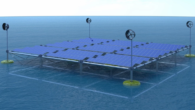 Sinn Power Floating solar wind wave system 3