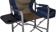 Kamp-Rite Director's Camp Chair With Cooler