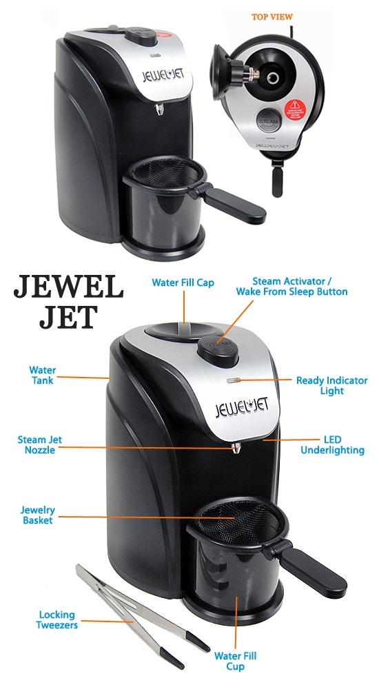 2nd Generation Jewel Jet