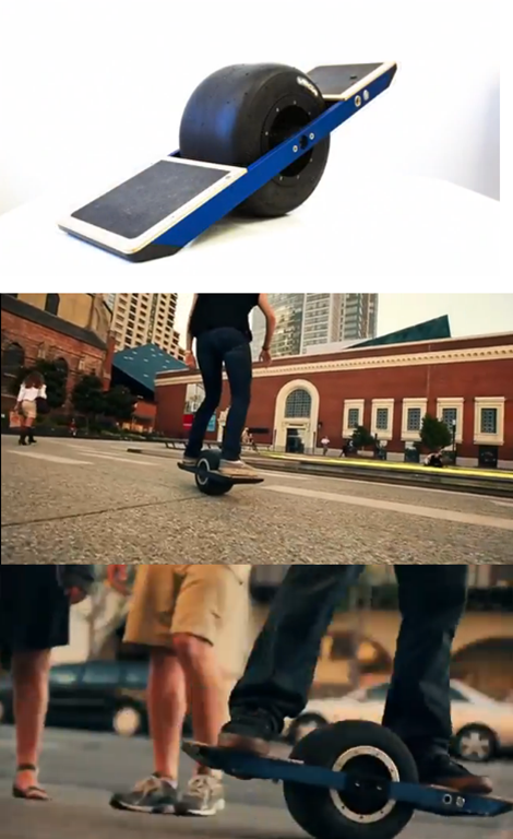 OneWheel Self-Balancing Electric Skateboard