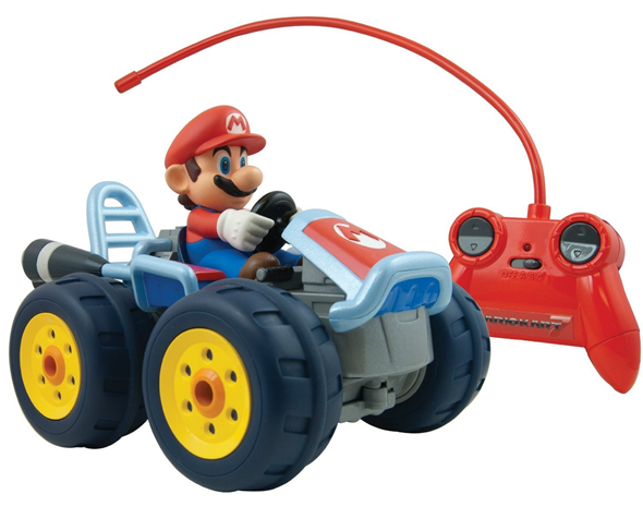 Mario Kart 7 MicroDrive Radio Control Car