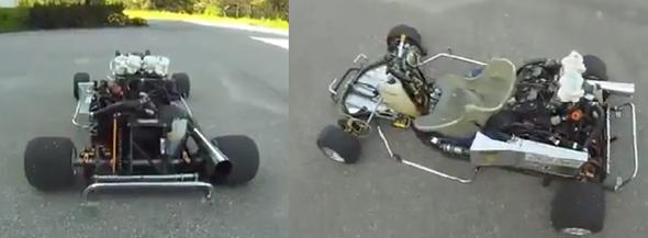 World's Fastest Go-Kart?