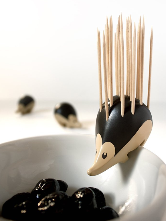 Hedgehog Toothpick Holder