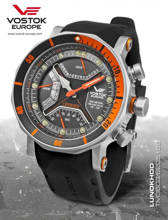 Vostok Lunokhod TM3603
